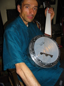 Olivier Milchberg playing Cumbus in Istanbul