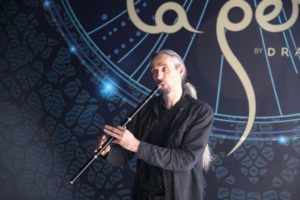 Olivier Milchberg, Musician from La Perle